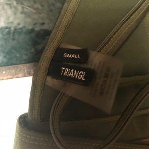 Small Triangl Swim Top